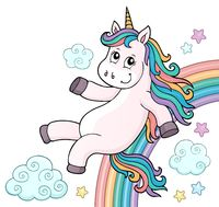 Cute unicorn topic image 6