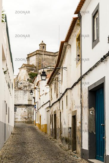 Altstadt von Évora, Portugal, old town of Évora, Portugal