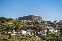 Blick Richtung Tafelberg
