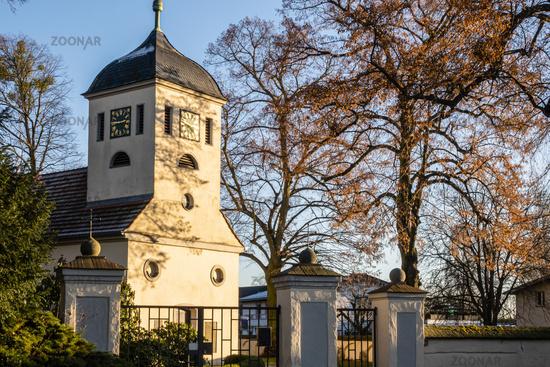 Dorfkirche Kladow, Berlin-Kladow, Deutschland, village church Berlin-Kladow, Germany