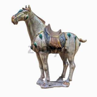 chinese ancient horse figurines
