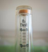 Coronavirus Ventilator Oxygen Flush Valve