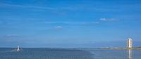 das Watt vor Buesum,Nordsee,Nordfriesland,Schleswig-Holstein,Deutschland