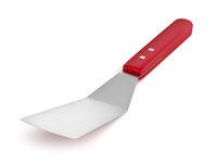 Red kitchen spatula