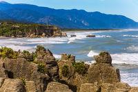 Natural wonder of New Zealand
