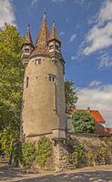 Diebsturm, Lindau am Bodensee, Bayern