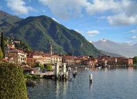 Menaggio am Comer See,Lombardei,Italien