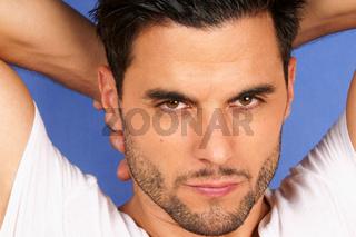 Handsome 30 years old man portrait