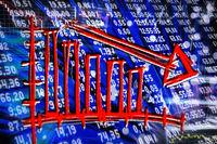 Finanzen und Wirtschaft im Abschwung
