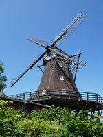 Historische Mühle, Fehmarn