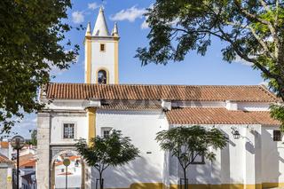 Igreja de São Mamede, Évora, Portugal