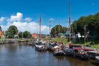 Musuemshafen in Carolinensiel