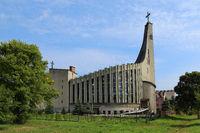 Kostrzyn Kirche