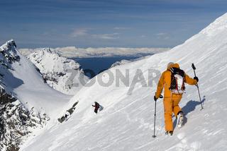Skitour Narvik