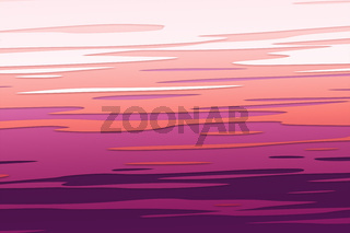 abstract water surface gradient