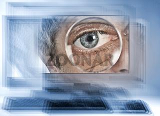 Online Überwachung