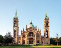 Catholic Saint Anthony of Padua church in Vienna