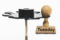 Stempel Tuesday | stamp Tuesday