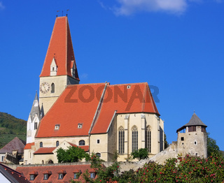 Weissenkirchen in der Wachau Kirche - Weissenkirchen in Wachau church 04