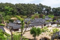 Seongyojang house view
