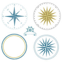 Windrosen Symbol.eps