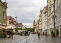 Straubing in Bavaria