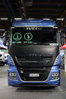 Iveco Stralis NP 460 on Transport-Logistics 2019, Helsinki, Finland