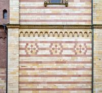Speyer Cathedral detail