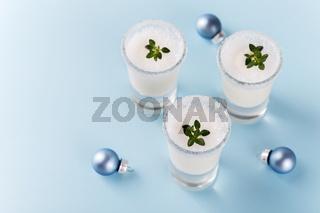 White milky liquer