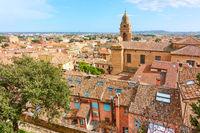 Santarcangelo di Romagna town