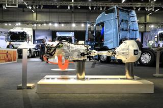 Volvo FE Electric Motor, Transport-Logistics 2019