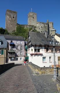 Burg Runkel an der Lahn, Deutschland
