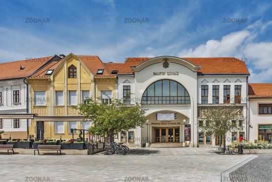 Keszthely, Ungarn   Keszthely, Hungary