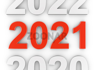 Red  figures 2021
