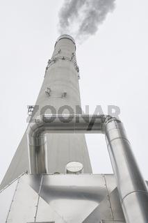 Industrieschornstein Industrial chimney