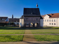 Kloster monastery in Lorsch, germany