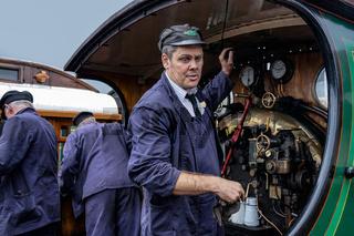 Firemen of the C Class Locomotive