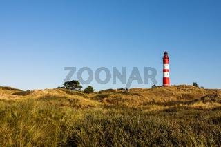 Leuchtturm Amrum, Insel Amrum, Nordsee, Nordfriesland, Schleswig-Holstein, Deutschland