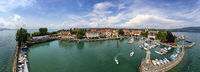 Lindau port