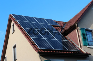 Solarstromdach