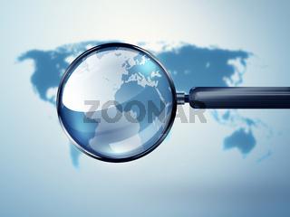 Analyzing world