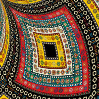Tribal decorative design 1