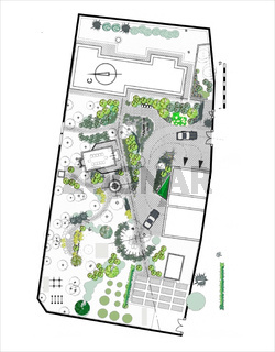 Site Landscape Plan