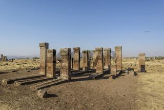 Tombstones of seljuks in Ahlat turkey