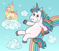 Cute unicorn topic image 5