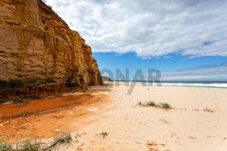 Pinnacles Beach in Australia