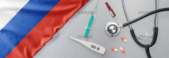 Medical products and equipment - Russia