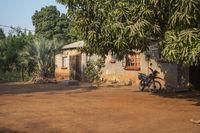 empty Livingstone street