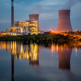 Power Plant Panorama