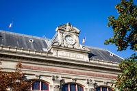 Gare d'Austerlitz station, Paris